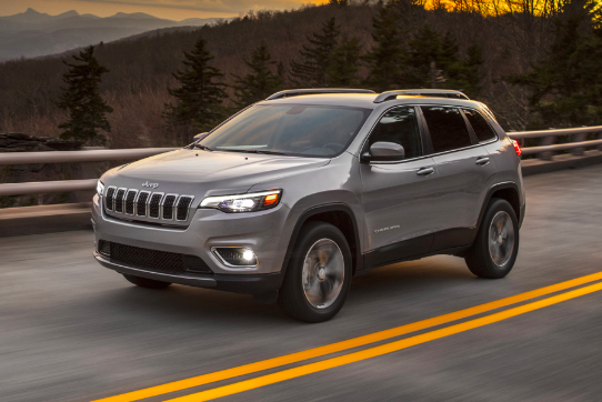Jeep Lease Offers