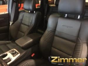 2018 Jeep Grand Cherokee SRT interior