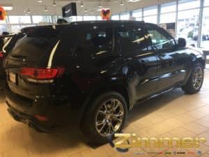 2018 Jeep Grand Cherokee SRT rear view